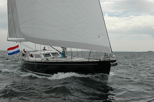 Mariteam Shipyard - Nieuwbouw Concord 55