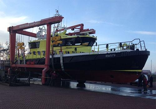 Mariteam Shipyard - Takelen