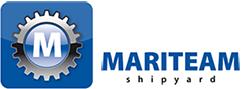 Mariteam Shipyard Logo